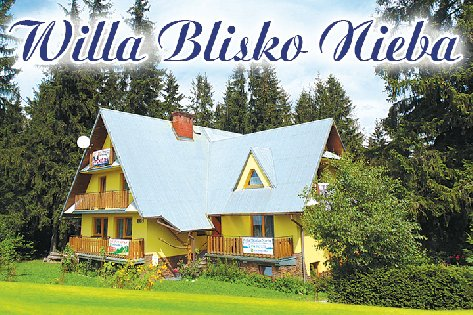 Willa BLISKO NIEBA